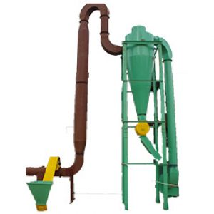 briquette dryer unit machine