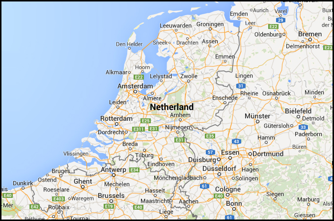 briquetting-plant-netherland-map