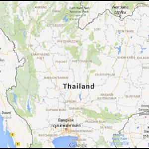 briquetting plant thailand map