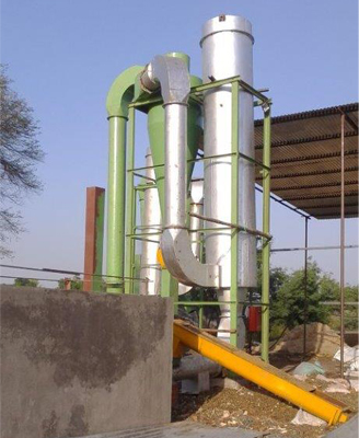 Briquetting Plant Turbo Dryer