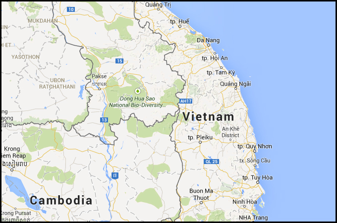 briquetting-plant-vietnam-map
