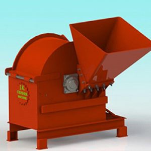 briquetting shredder machine