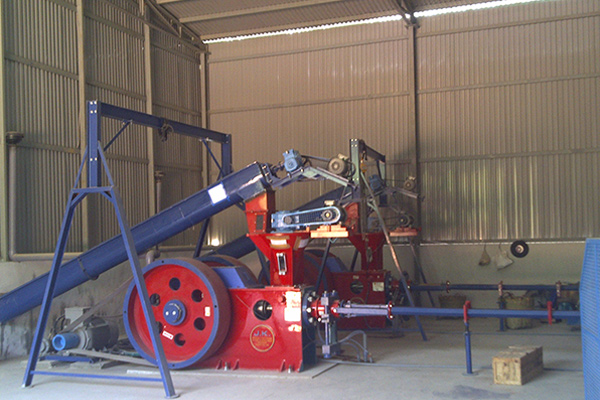 Customized Briquette Making Machine