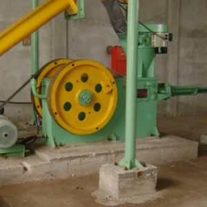 Economic Briquetting Plant