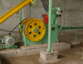 Economic Briquetting Plant