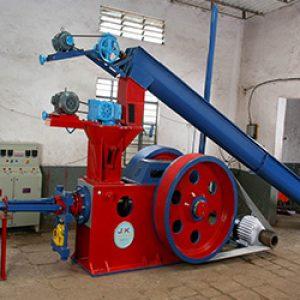 Energy Saving Briquetting Press Machine