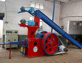 Energy Saving Briquetting Press Machine