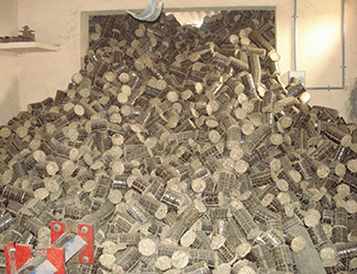 Briquetting Plant
