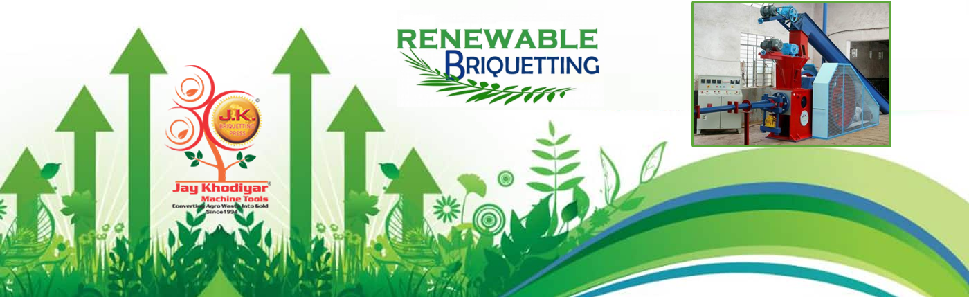 Renewable Briquetting Plant