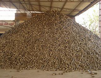 Biomass Briquetting Exporter