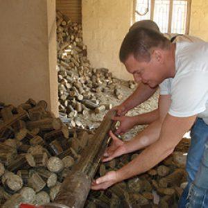 Briquette Production Process