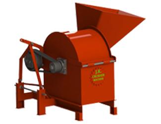 briquetting plant crusher shredder machine