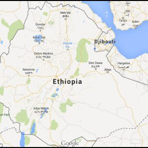 briquetting plant ethiopia map