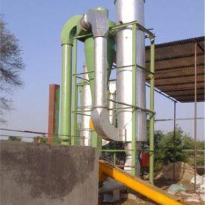 Briquetting Plant Turbo Dryer manufacturer