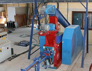 hydraulic-briquetting-plant
