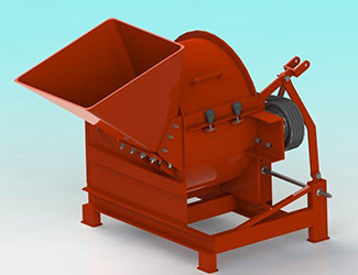 wood waste briquetting press exporter