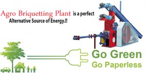 Agro Briquetting Plant